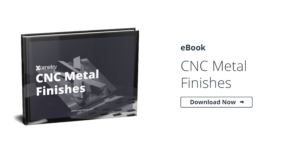 eBook: CNC Metal Finishes
