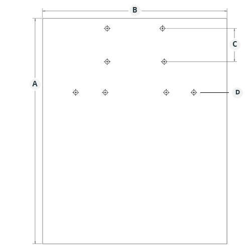 Sheet Metal Flat Part