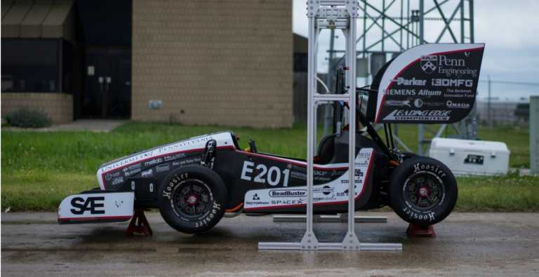 Case Study: UPenn Racing Team Hopes to Shatter Records With Xometry's Help