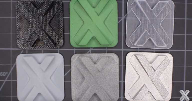 Video: Understanding 3D Printing Surface Finishes