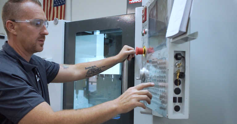 Case Study: Machine Shop Owner Finds a Livelihood Through Xometry