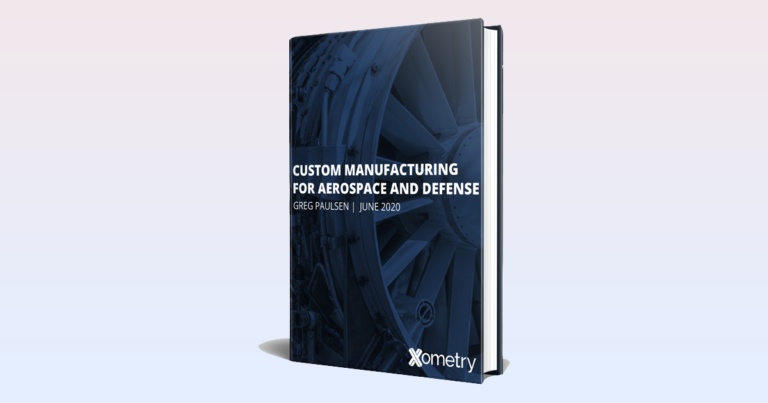 eBook: Custom Manufacturing for Aerospace and Defense