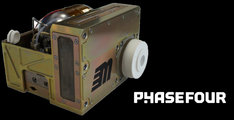 Case Study: Phase Four Launches Scalable Electric Propulsion (EP) System with Xometry