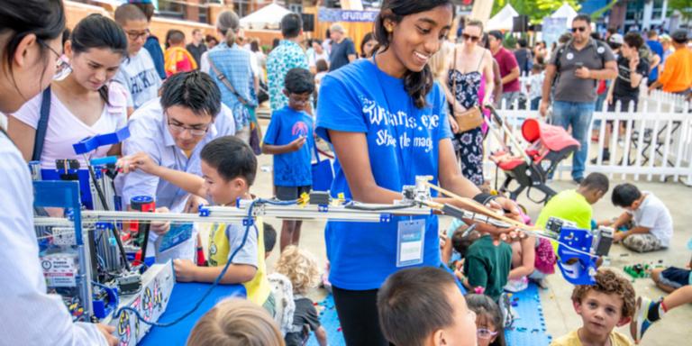 Xometry Celebrates Young Innovators at FutureFest