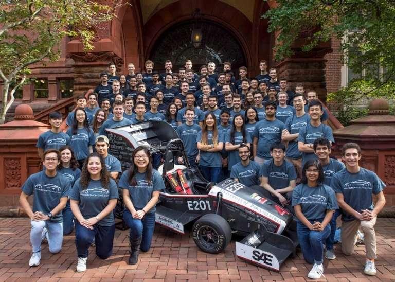 Penn Racing Team Case Study
