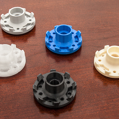 FDM 3D Printing with a variety of colors