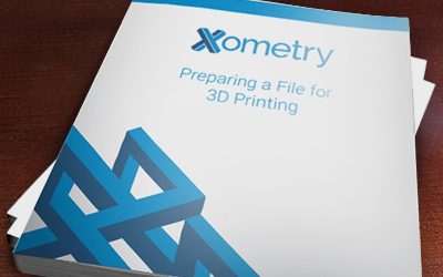 Preparing a File for 3D Printing