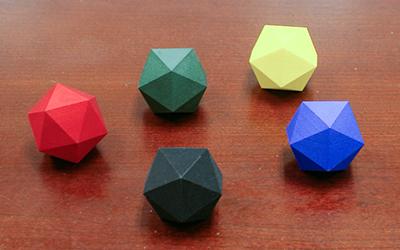 SLS 3D printing - dyed