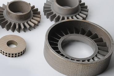 Metal Binder Jetting parts - Xometry