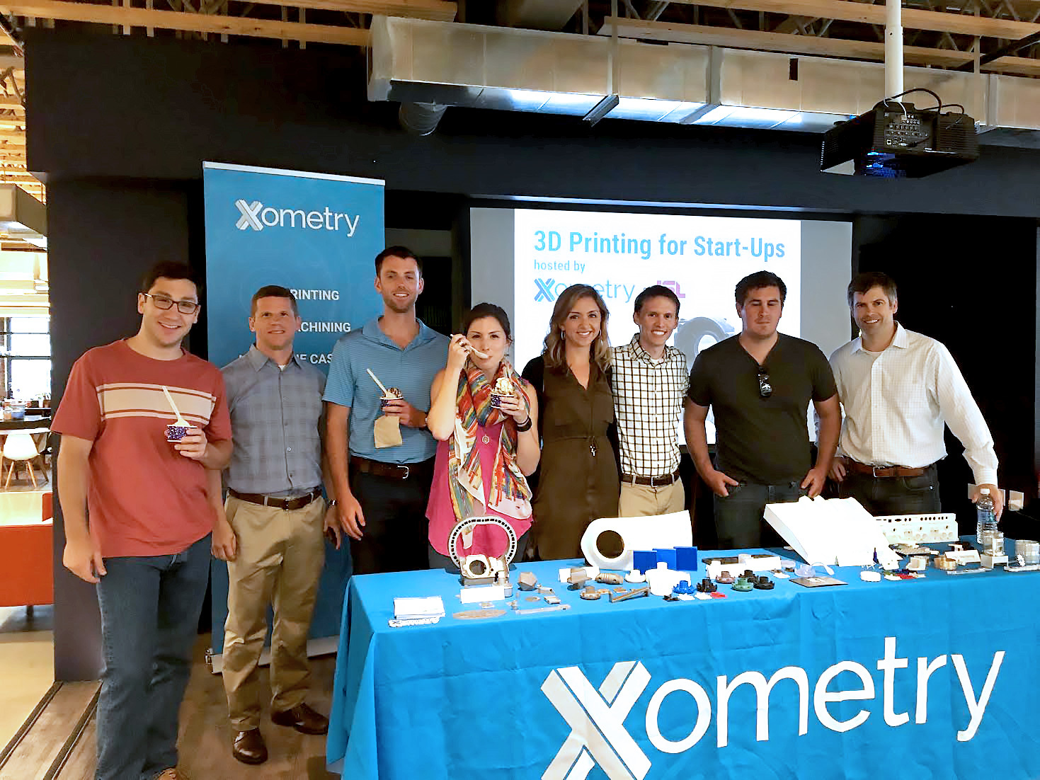 The Xometry Team