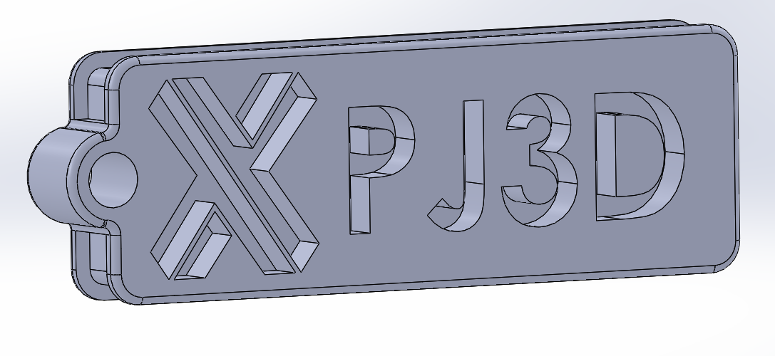 PJ3D Sample part base