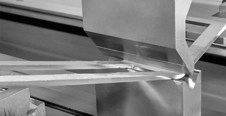 The Basics of Bending Sheet Metal