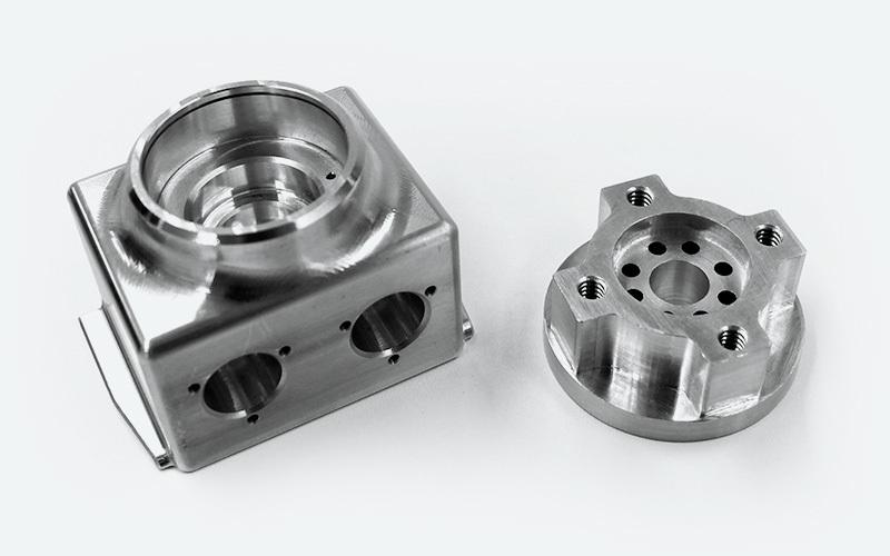 A CNC part
