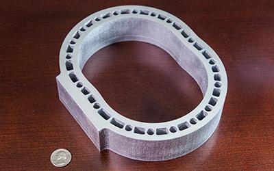DMLS Aluminum Part