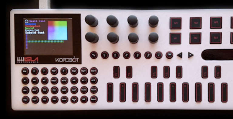 Case Study: how an Inventor Crowdfunded $220,000 for His 'KordBot' Instrument
