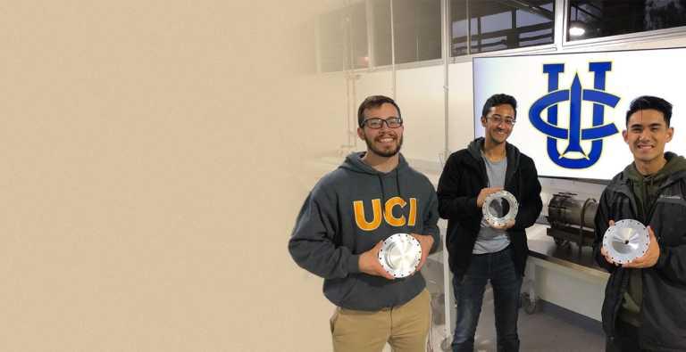 Case Study: Xometry Helps UC Irvine Rocket Team Prepare for Spaceshot