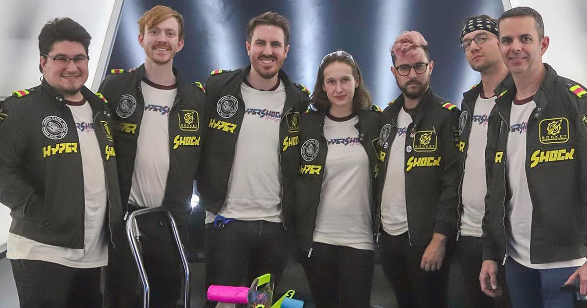 hypershock team