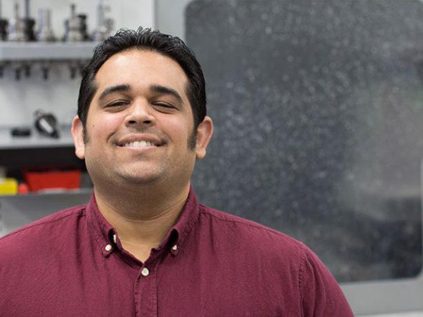 Employee Spotlight Derek Ferramosca