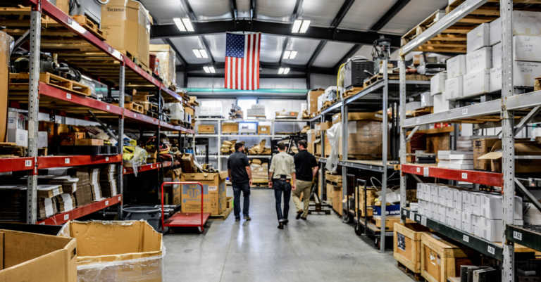 Our Story Starts With American Manufacturing