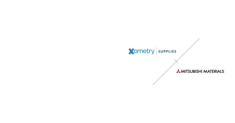 Xometry Announces Distribution Partnership with Mitsubishi Materials, U.S.A.