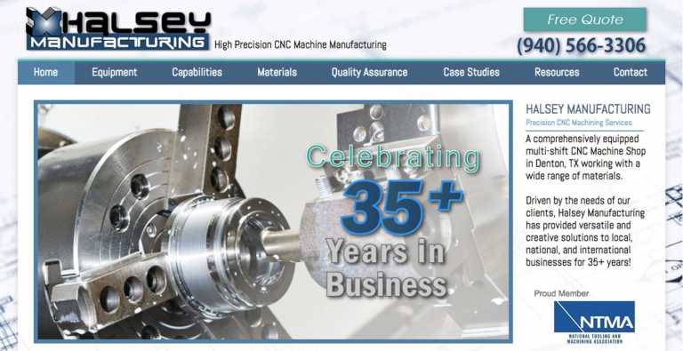 5 Ways to Take Your Machine Shop's Website to the Next Level